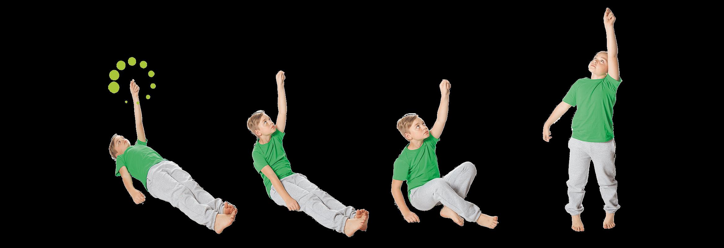 Lapsen Motorinen Kehitys
